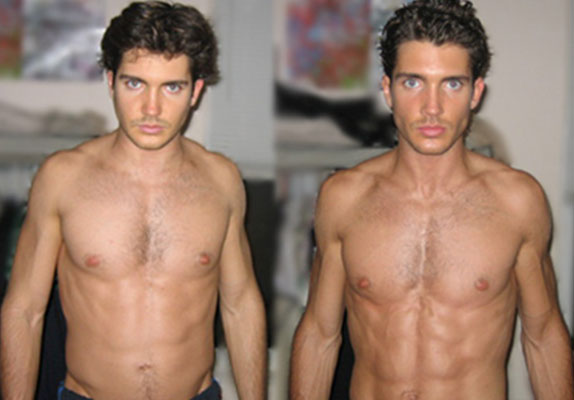 how to lose body fat while gaining muscle